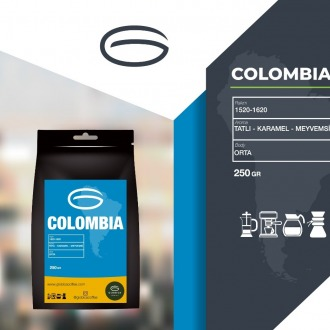 Colombia - French Press
