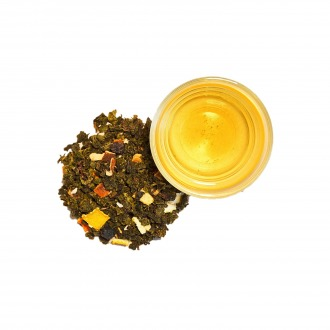Citrus Oolong